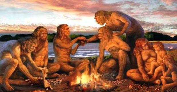 fire peking man homo sapiens